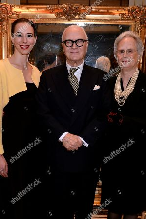 Editorial image of Manolo Blahnik party, Spring Summer 2020, London Fashion Week Men's, UK - 10 Jun 2019