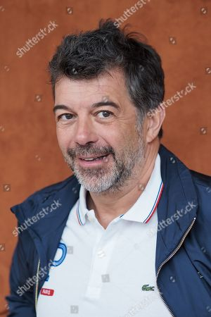 Stock Picture of Stephane Plaza attends the Men's Singles Final