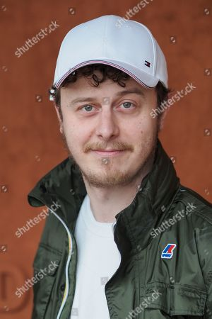 Stock Photo of Norman Thavaud attends the Men's Singles Final