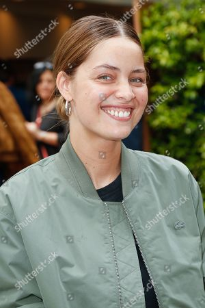 Editorial photo of Celebrities at the French Open tennis, Paris, France - 04 Jun 2019