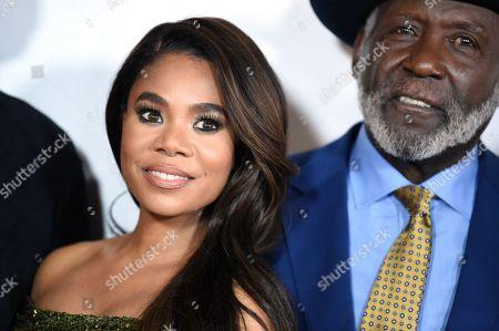 Editorial image of 'Shaft' film premiere, Arrivals, AMC Lincoln Square, New York, USA - 10 Jun 2019