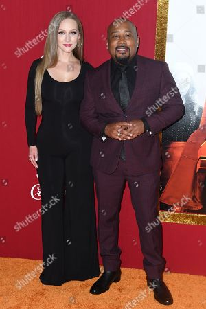Editorial image of 'Shaft' film premiere, Arrivals, AMC Lincoln Square, New York, USA - 10 Jun 2019