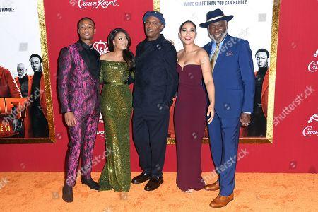 Editorial picture of 'Shaft' film premiere, Arrivals, AMC Lincoln Square, New York, USA - 10 Jun 2019