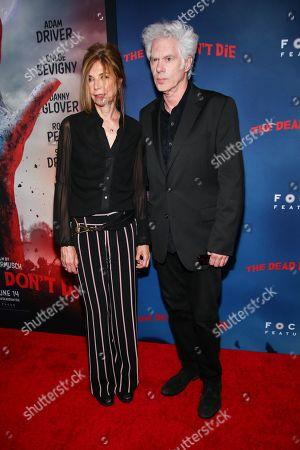 Sara Driver, Jim Jarmusch