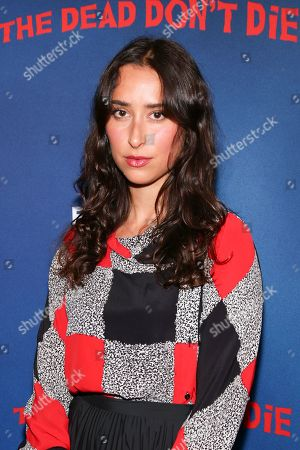 Editorial image of 'The Dead Don't Die' film premiere, Arrivals, Museum of Modern Art, New York, USA - 10 Jun 2019