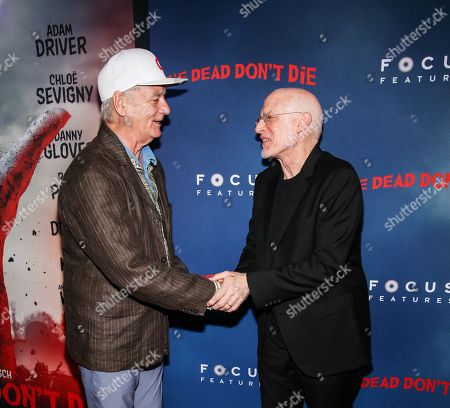 Editorial picture of 'The Dead Don't Die' film premiere, Arrivals, Museum of Modern Art, New York, USA - 10 Jun 2019