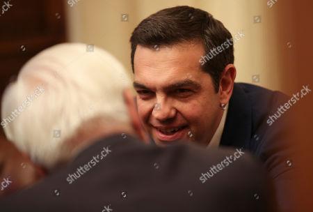 Editorial photo of Elections, Athens, Greece - 10 Jun 2019
