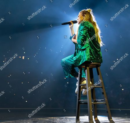 Editorial picture of Rachel Platten in concert at the AT&T Center, San Antonio, USA - 23 May 2019