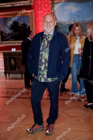 Editorial picture of Manolo Blahnik party, Spring Summer 2020, London Fashion Week Men's, UK - 10 Jun 2019