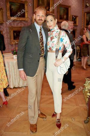 Alistair Guy and Laura Pradelska