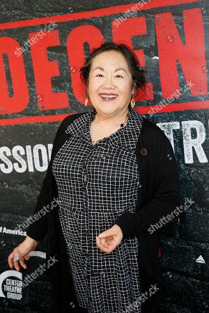 Editorial image of 'Indecent' premiere, Center Theatre Group, Ahmanson Theatre, Los Angeles, USA - 09 Jun 2019