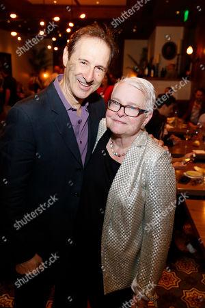 Richard Topol and Paula Vogel