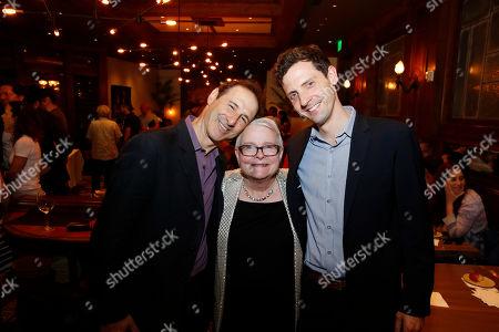 Richard Topol, Paula Vogel and Joby Earle