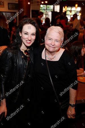 Elizabeth A. Davis and Paula Vogel