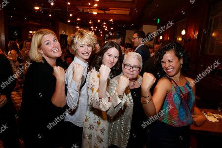 Editorial picture of 'Indecent' premiere, Center Theatre Group, Ahmanson Theatre, Los Angeles, USA - 09 Jun 2019