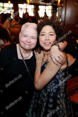Stock Photo of Paula Vogel and Mimi Lieber