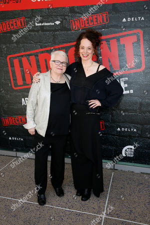Editorial photo of 'Indecent' premiere, Center Theatre Group, Ahmanson Theatre, Los Angeles, USA - 09 Jun 2019