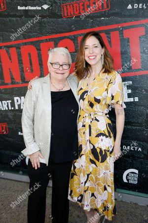 Paula Vogel and Lindsay Allbaugh