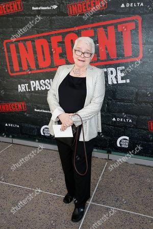 Editorial photo of 'Indecent' premiere, Center Theatre Group, Ahmanson Theatre, Los Angeles, USA - 09 Jun 2019