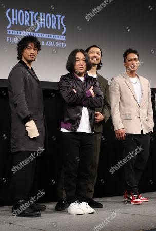 Takumi Saito, Nagano, Nobuaki Kaneko and SWAY