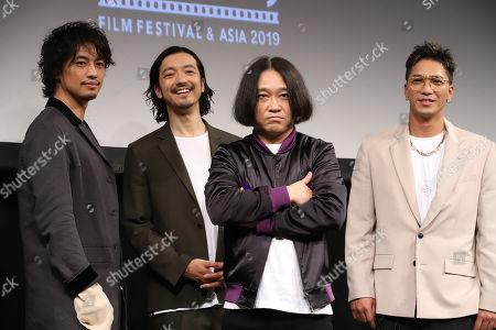 Takumi Saito, Nobuaki Kaneko, Nagano and SWAY