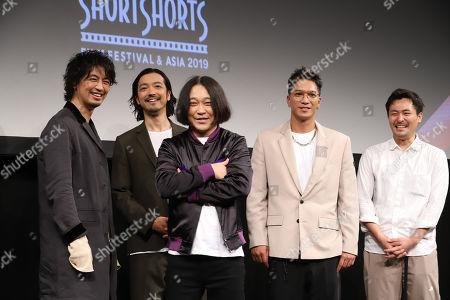 Takumi Saito, Nobuaki Kaneko, Nagano, SWAY and Yasuhiko Shimizu