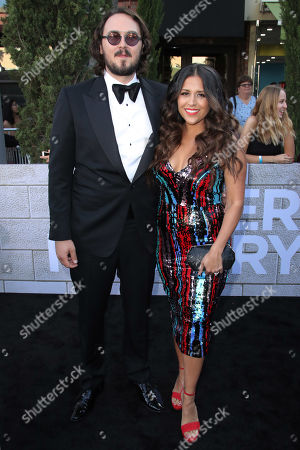 Kyle Newacheck and Marisa Newacheck