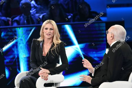 Editorial image of 'Happy Birthday Pippo' TV Show, Rome, Italy - 10 Jun 2019