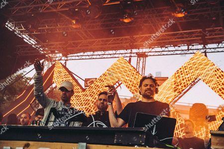 Stock Image of DJ Maceo Plex, Tale of Us
