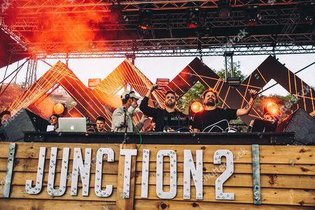 Editorial photo of Junction2 Festival, London, UK - 08 Jun 2019