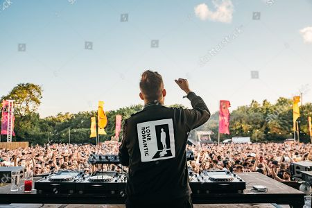 Editorial picture of Junction2 Festival, London, UK - 08 Jun 2019