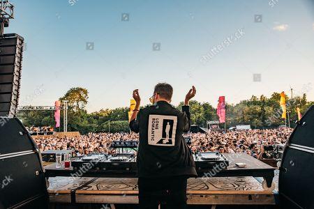 Stock Picture of DJ Maceo Plex