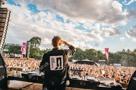 Editorial picture of Junction2 Festival, London, UK - 08 Jun 2019