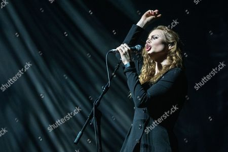 Stock Photo of Roseanna Brown - The Rua