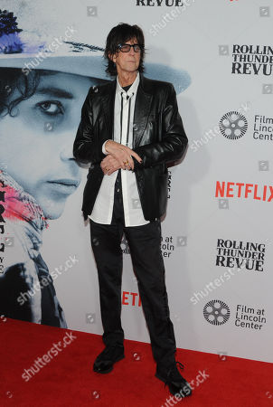 Editorial photo of 'Rolling Thunder Revue: A Bob Dylan Story by Martin Scorsese' film premiere, New York, USA - 10 Jun 2019