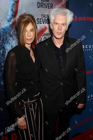 Sara Driver, Jim Jarmusch (Director)