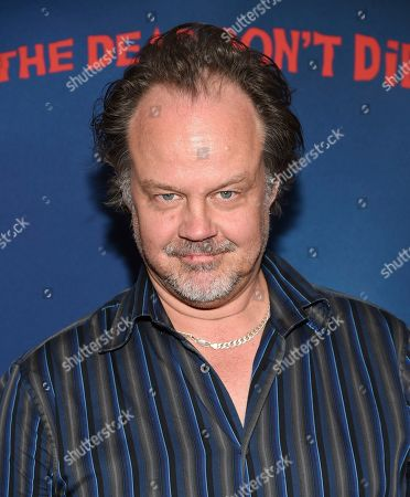 "Larry Fessenden attends the premiere of ""The Dead Don't Die"" at the Museum of Modern Art, in New York"