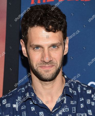 "Justin Bartha attends the premiere of ""The Dead Don't Die"" at the Museum of Modern Art, in New York"
