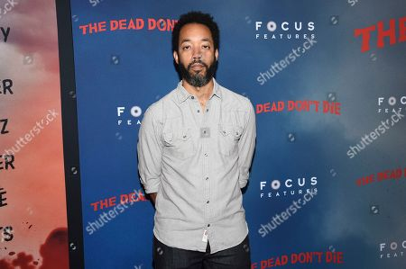 """Wyatt Cenac attends the premiere of """"The Dead Don't Die"""" at the Museum of Modern Art, in New York"""