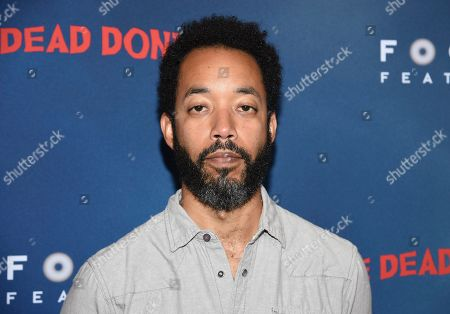 "Stock Image of Wyatt Cenac attends the premiere of ""The Dead Don't Die"" at the Museum of Modern Art, in New York"