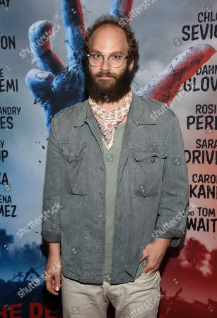"""Ben Sinclair attends the premiere of """"The Dead Don't Die"""" at the Museum of Modern Art, in New York"""