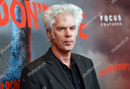 """Jim Jarmusch attends the premiere of """"The Dead Don't Die"""" at the Museum of Modern Art, in New York"""