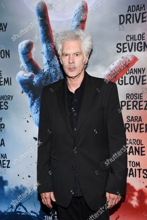 """Jim Jarmusch attends the premiere of """"The Dead Don't Die,"""" at the Museum of Modern Art, in New York"""