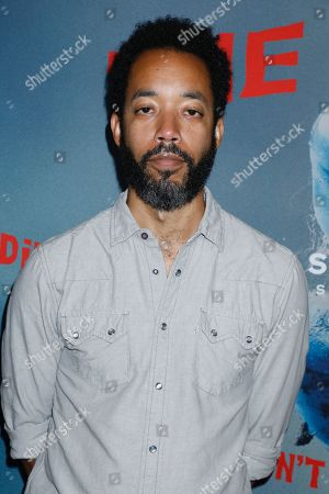 Stock Photo of Wyatt Cenac