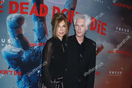 Editorial photo of 'The Dead Don't Die' film premiere, Arrivals, Museum of Modern Art, New York, USA - 10 Jun 2019