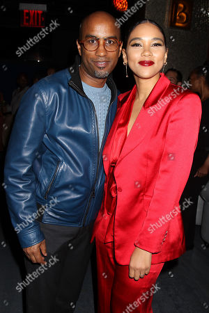 """Editorial picture of The Premiere of New Line Cinemas """"Shaft"""" After party, New York, USA - 10 Jun 2019"""