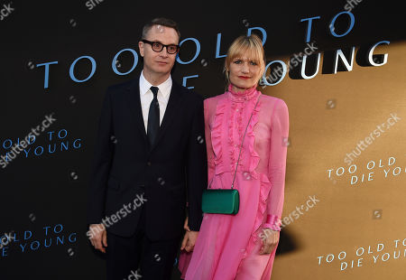 """Editorial photo of LA Special Screening of """"Too Old to Die Young"""", Los Angeles, USA - 10 Jun 2019"""