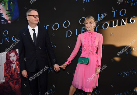 """Editorial image of LA Special Screening of """"Too Old to Die Young"""", Los Angeles, USA - 10 Jun 2019"""