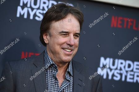 "Kevin Nealon arrives at the Los Angeles premiere of ""Murder Mystery"" at the Regency Village Theatre on in Westwood, Calif"