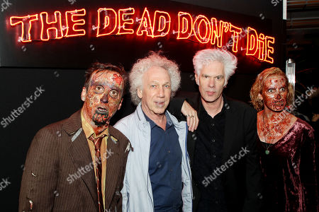 Editorial picture of New York Premiere of Focus Features 'The Dead Don't Die', After Party Held at Kingside, USA - 10 Jun 2019